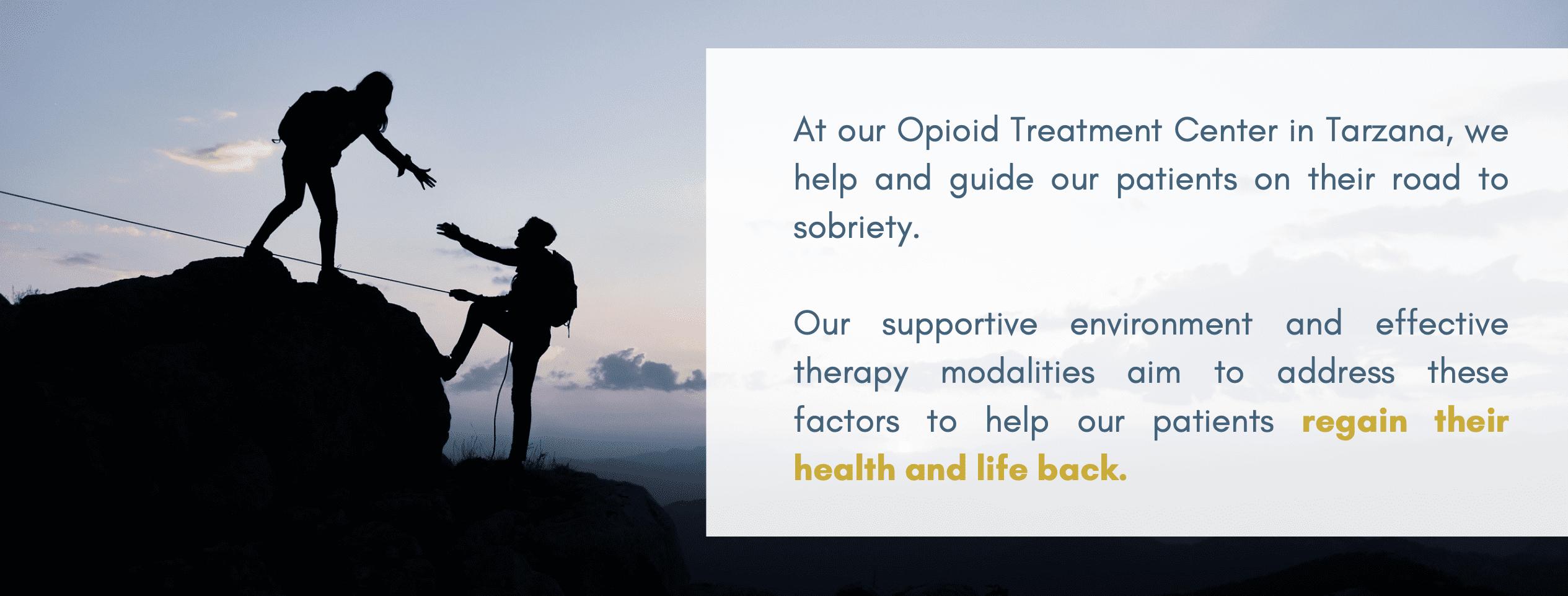 best opioid addiction treatment Los Angeles
